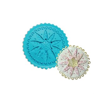 Pincushion Silicone Mold By Colette Peters